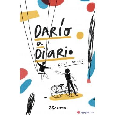 Darío a Diario. Xela Arias (Letras Galegas 2021). Xerais (G).