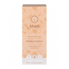 Cassia Henna neutra natural Khadi