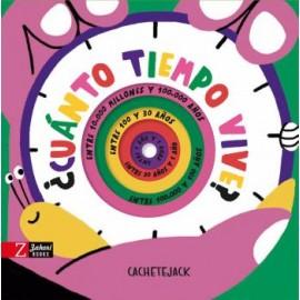 Cuánto Tiempo Vive?. Cachetejack. Zahorí Books.