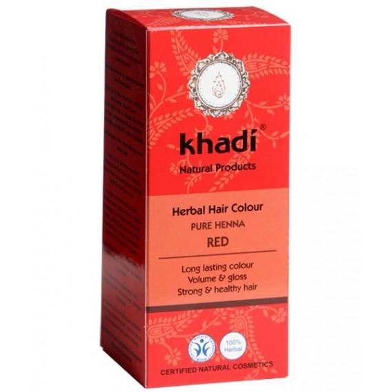Tinte Henna natural Khadi