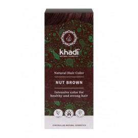 Tinte natural Castaño avellana Khadi- Henna