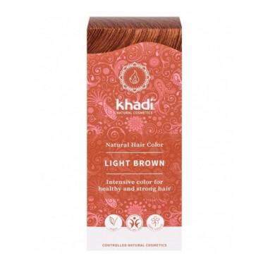 Tinte natural Castaño claro Khadi