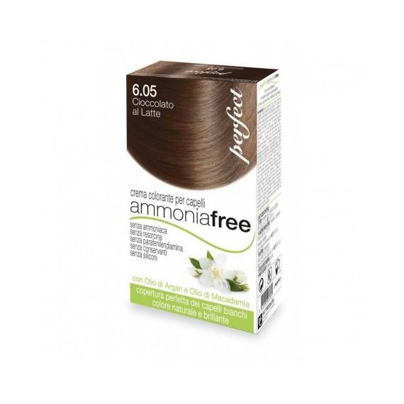 TINTE PERFECT AMMONIAFREE 6.05 CHOCOLATE CON LECHE