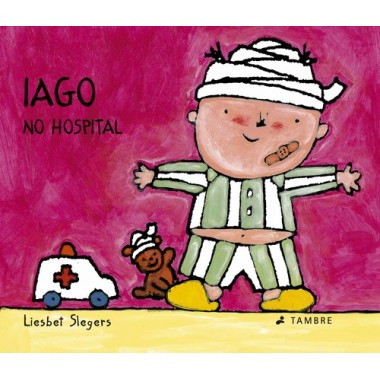 IAGO NO HOSPITAL.Liesbet Slegers. Tambre (G)