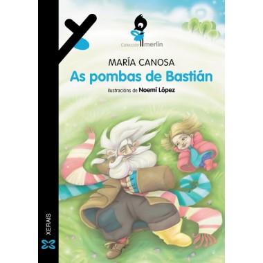 As pombas de Bastián. María Canosa. Xerais (G)