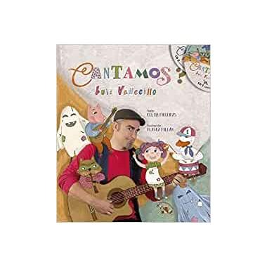Cantamos (con pictogramas). Luis Vallecino. Guindastre Edicións (G)