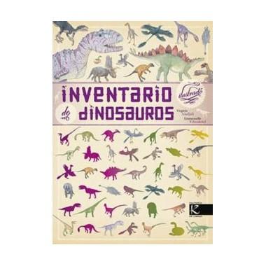 Inventario de Dinosauros Ilustrado. Kalandraka Editora (G)