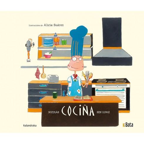 Nicolás Cociña sen Lume (pictogramas). Kalandraka (Asociación BATA)