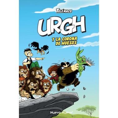 URGH y la Corona de Huesos (comic). Telémaco. Nuevo Nueve Editores, S.L.