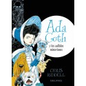 Ada Goth y los aullidos misteriosos. Chris Riddell. Edelvives.
