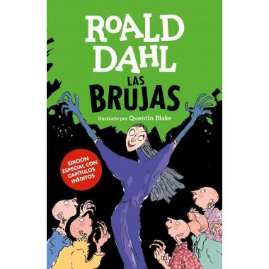 Las Brujas (Edición Especial). Roald Dahl. Alfaguara.
