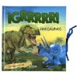 ¡GRRRRR! DINOSAURIOS. Un libro POP-UP. Editorial Susaeta.