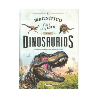 El Magnífico Libro de los Dinosaurios. Editorial Susaeta.