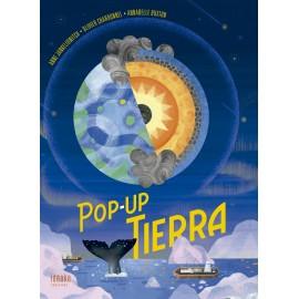 POP-UP TIERRA. Anne Jankeliowitch y otros. Editorial Edelvives.