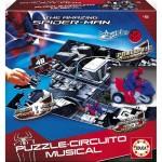 Puzle Circuito Musical Spider-Man 48 pzas. Educa.