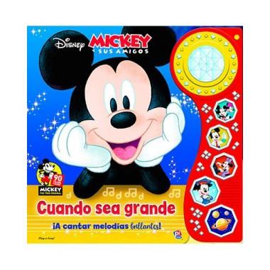 Luces Bailarinas Mickey Minnie
