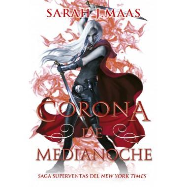 Corona de Medianoche (Saga Trono de Cristal 2). Sarah J. Maas. Editorial Hidra.