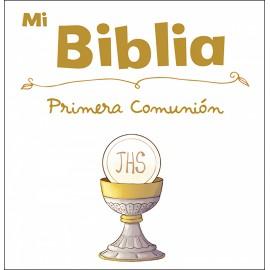 Mi Biblia Especial Primera Comunión. San Pablo.