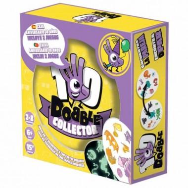 DOBBLE edición Coleccionista 10º aniversario (juego).