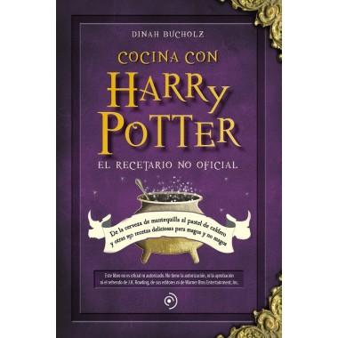 Cocina con Harry Potter. El recetario no oficial. Duomo Ediciones.