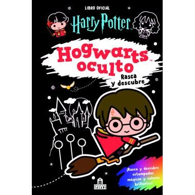 Hogwarts oculto (Rasca y descubre). Harry Potter. Magazzini Salani.