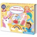 Jugamos con Unicornios (con libro y piezas de puzle). La Galera.