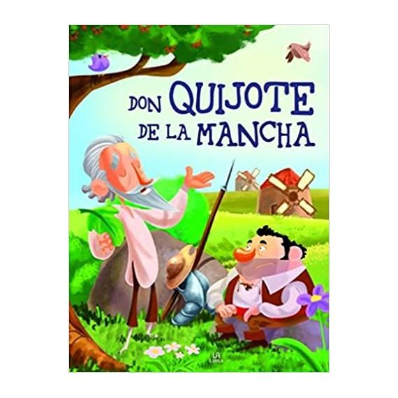 Don Quijote de la Mancha - Obras Universales. Libsa.