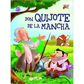 Don Quijote de la Mancha - Obras Universales. Miguel de Cervantes Saavedra. Libsa.