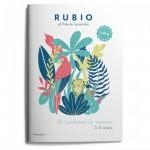 Mi cuaderno de verano RUBIO 5-6 años. El arte de Aprender. Enrique Rubio Polo SLU
