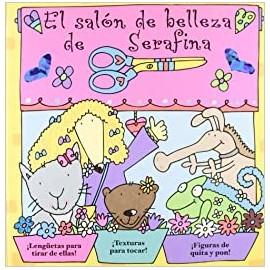El Salón de Belleza de Serafina. Combel Editorial.
