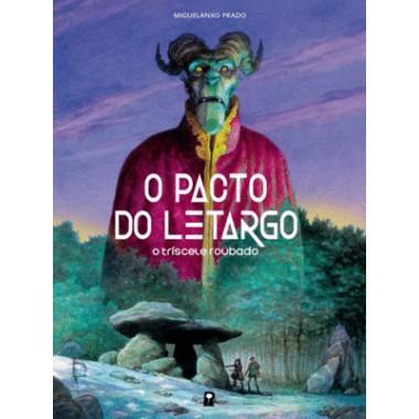 O Pacto do Letargo (G) - O tríscele roubado. Comic