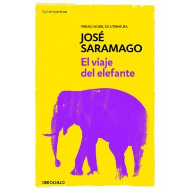 El viaje del elefante. José Saramago. Debolsillo.