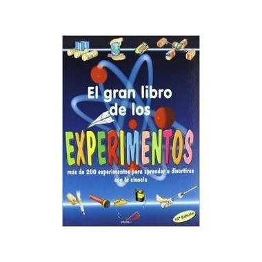 El Gran Libro de los Experimentos. Más de 200 experimentos para aprender a divertirse con la ciencia. San Pablo.