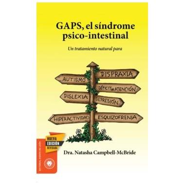 Gasp, el síndrome psico-intestinal. Dra. Natasha Campbell-McBride. Editorial Diente de León.