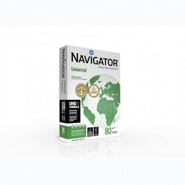 Paquete papel DIN A4 NAVIGATOR 80 GR.