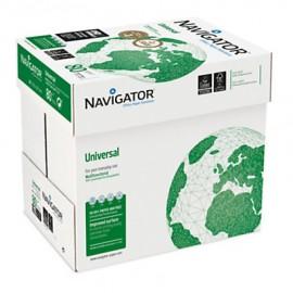 Caixa papel DIN A4 NAVIGATOR 80 GR. (5 PAQ)