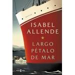 Largo Pétalo de mar. Autora: Isabel Allende