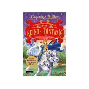 Geronimo Stilton - Las siete pruebas del reino de la fantasía, decimotercer viaje