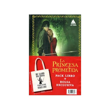 La princesa prometida - William Goldman - Pack Libro + Bolsa Exclusiva