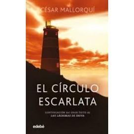 El circulo de escarlata - César Malloriquí - Parte 2 de Las lágrimas de Shiva