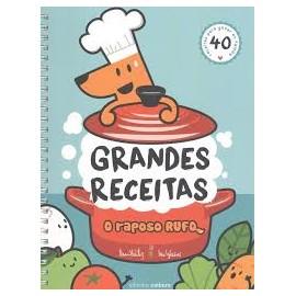 Grandes Receitas, o raposo Rufo (G) - Dani Viéitez y Iria Iglesias