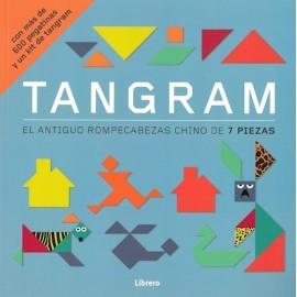 Tangram - EL antiguo rompecabezas chino de 7 piezas