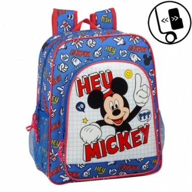 Mochila adaptable a carro de Mickey Mouse Junior