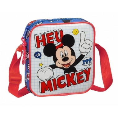 Bolso bandoleira Mickey Mouse / Bolso bandolera Mickey Mouse