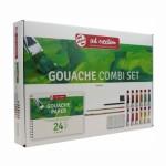 COMBI SET 12 TUBOS GOUCHE 12ML. CON BLOC