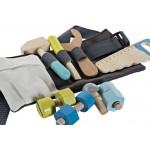 Caixa de xogo de ferramentas de madeira Infantil / Caja con juego de herramientas de madera Infantil