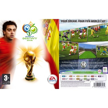 Juego PC DVD (sólo para lector DVD) FIFA WORLD CUP