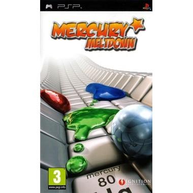 MERCURY MELTDOWN para PSP.