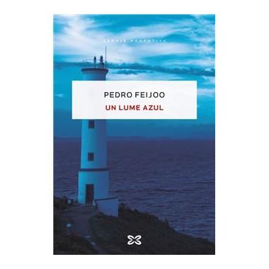 Un Lume Azul de Pedro Feijoo. Xerais