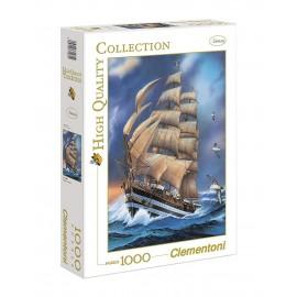 Puzzle Clementoni 1000 piezas Amerigo Vespucci / Puzle Clementoni 1000 pezas Amerigo Vespucci